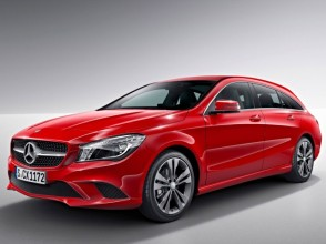Фотография Mercedes-Benz CLA-Класс универсал 2019 года