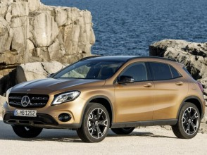 Фотография Mercedes-Benz GLA-Класс 2019 года