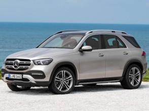Фотографии Mercedes-Benz GLE-Класс 2019 года