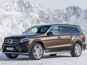 Фотографии Mercedes-Benz GLS-Класс 2019 года