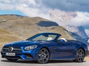Фотографии Mercedes-Benz SL-Класс 2019 года